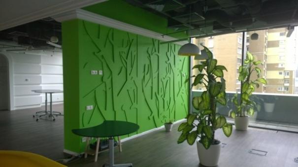 Декорування офісу