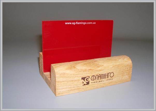Визитница - подставка под визитки