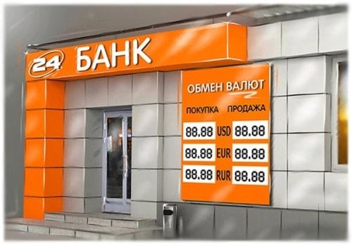 Комплексное рекламное оформление банков