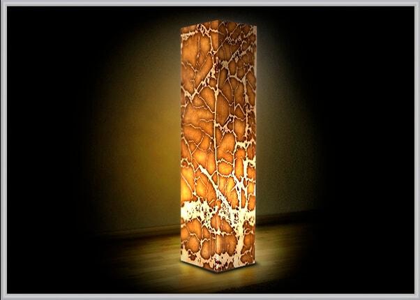 Характеристики, размеры дизайнерского светильника sol-001