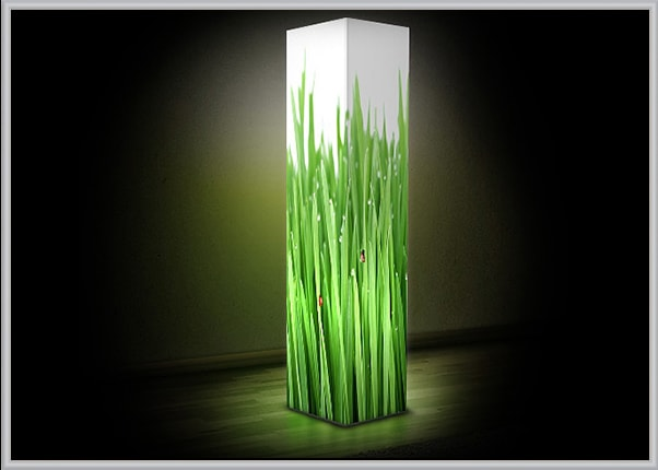 Дизайнерський світильник в подарунок