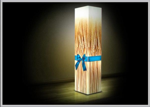 Светильник для декорирования помещения