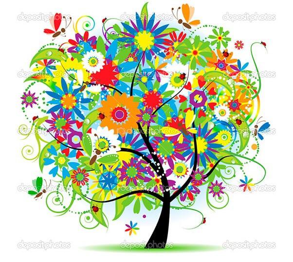 depositphotos_1045095-Floral-tree-beautiful