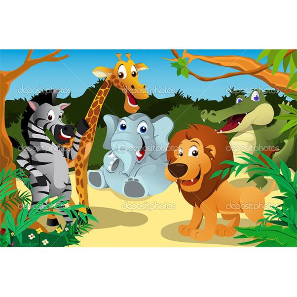 Тварини 25101519