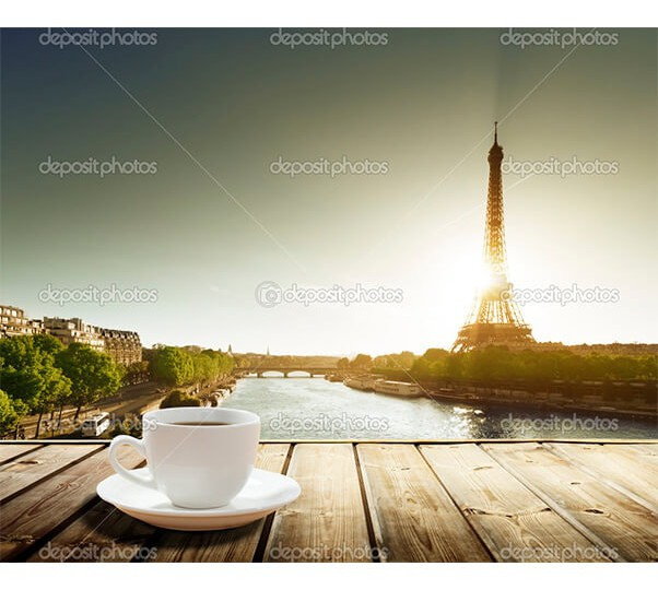 depositphotos_34652999-Coffee-on-table-and-eiffel