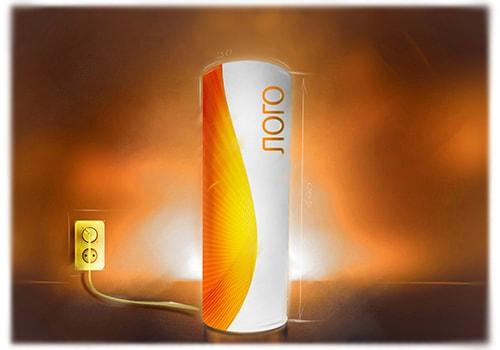 Дизайнерский светильник Flami