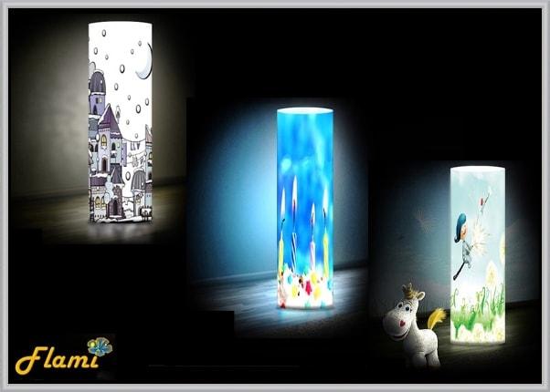 Дизайнерские светильники - тематика Детские