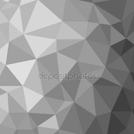 Принт для дизайнерского светильника - Монохромная геометрия