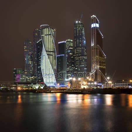 Принт для дизайнерського світильника - Вогні міста