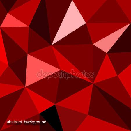 Принт для дизайнерского светильника - Оригами