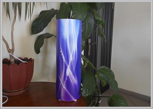 Світильник, що змінює колір підсітки - Енергія