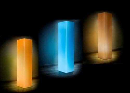 Інтер'єрний світильник в стилі авангард