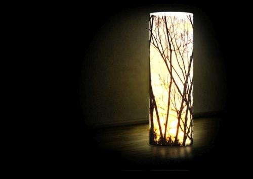 Інтер'єрний світильник в стилі Кантрі