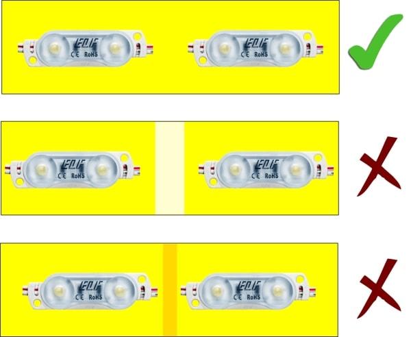 Світлодіодні модулі