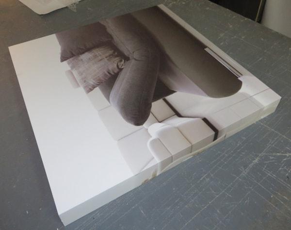Картина из пластика ПВХ, широкоформатная печать