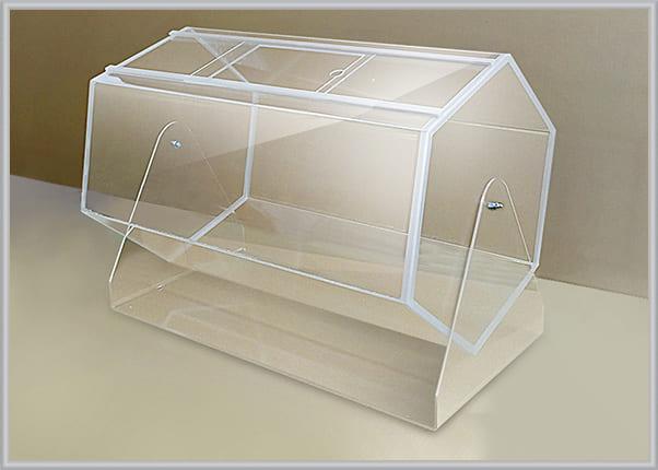 Изготовление лототрона из прозрачного пластика (акрила, оргстекла)