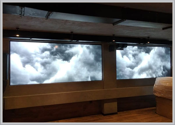 Виготовлення і монтаж інтер'єрних лайтбоксів, світлових коробів для декорування інтер'єра