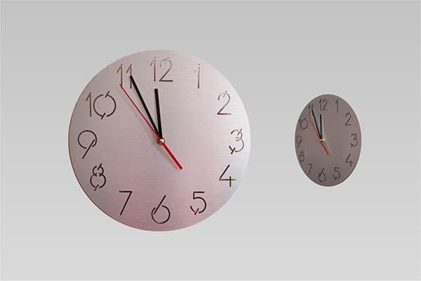 Характеристики, розмір настінних годинників КР-2371