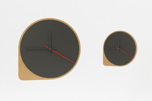 Характеристики, розміри настінного годинника з логотипом КР-5530
