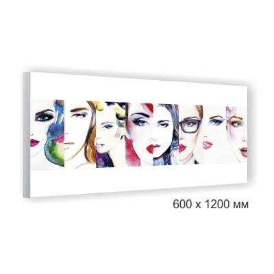 Фото, картина на полотні, тканині 600x1200