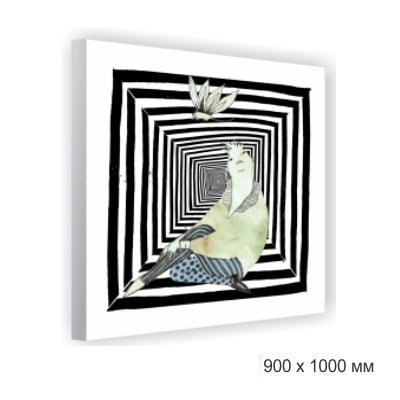 Фото, картина на холсте, полотне 900x1000