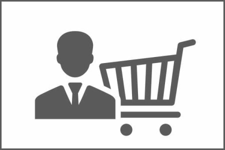 Наружная реклама для магазинов, супермаркетов
