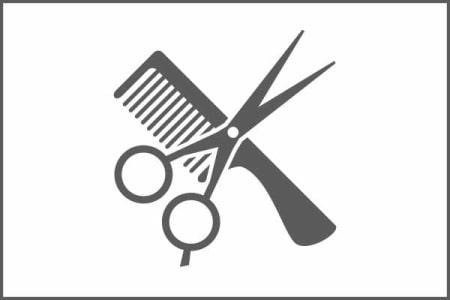 Наружная реклама для салонов красоты, парикмахерских